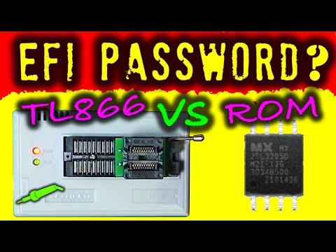 #656 Reset Apple EFI Password - Change Apple Serial Number - Read Apple SPI ROM