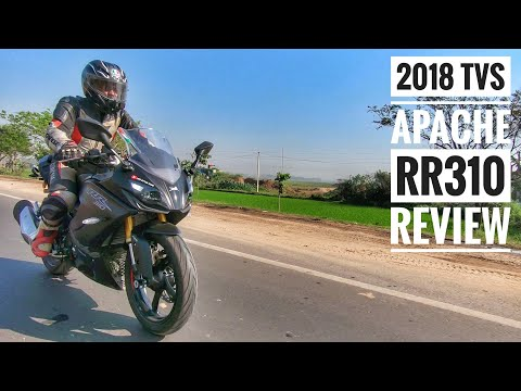 TVS Apache RR310 Review | 300 KM Road test | Only Review U need to see before buying
