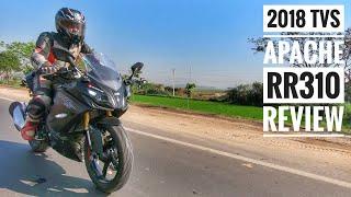 TVS Apache RR310 Review | 300 KM Road test | RWR