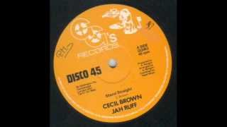 Cecil brown - Stand straight (GG all stars dub section)