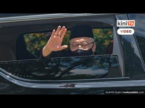 Ismail Sabri angkat sumpah Perdana Menteri ke-9  ismaweb
