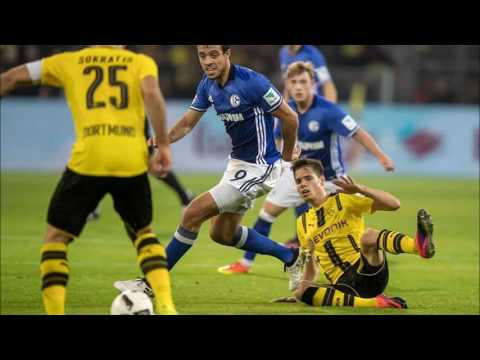 DERBI VIKENDA : Borussia Dortmund - Schalke 0:0 (29.10.2016.)