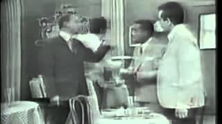 Soupy Sales Show~Frank Sinatra Pied