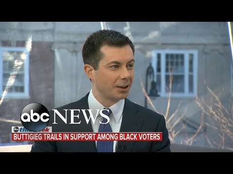 'Well (Biden's) right. I'm not Barack Obama. And neither is he': Pete Buttigieg | ABC News