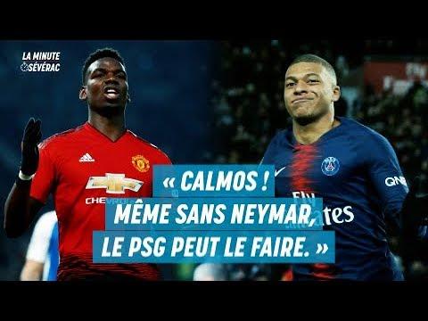 Manchester-PSG : Paris a toutes ses chances même sans Neymar