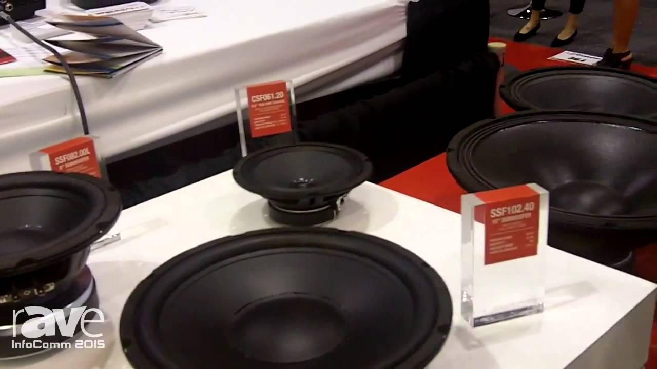 infocomm 2015: lavoce speakers introduces line of in-ceiling