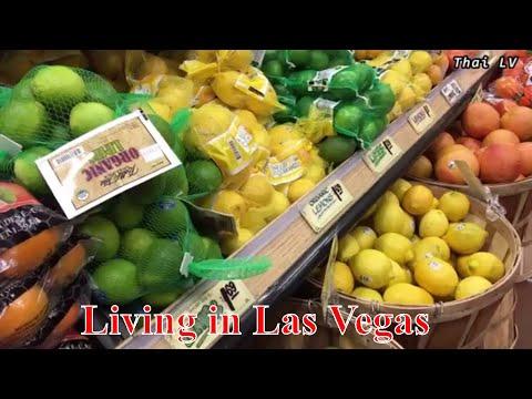 Living in Las Vegas # 71 Grocery Shopping I Trader Joe's