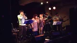 2013/4/20@六本木・音楽実験室 新世界 ねこマジ新譜「スリーピースの男...