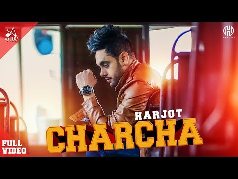 Charcha (Full Song) - Harjot - New Punjabi Songs 2019 - Latest Punjabi Song 2019