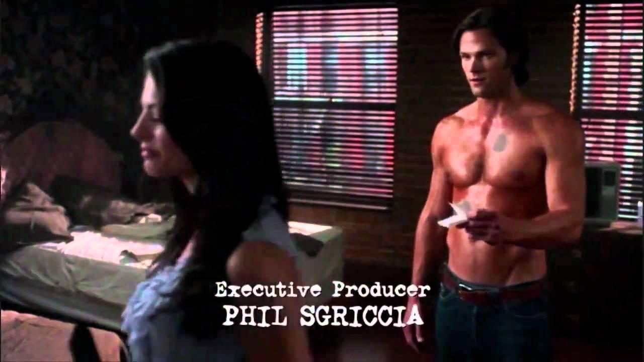 Sam Winchester Shirtless