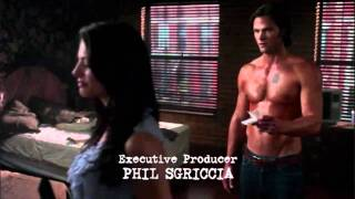 Supernatural 6x03 - Sam shirtless!!!!(girls this is for you)