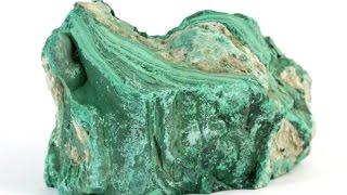 マラカイト (孔雀石) 原石 362g / Malachite