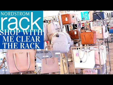 Nordstrom Rack Sale | Shop With Me | Handbags | 90% Off Clearance Sale 2020