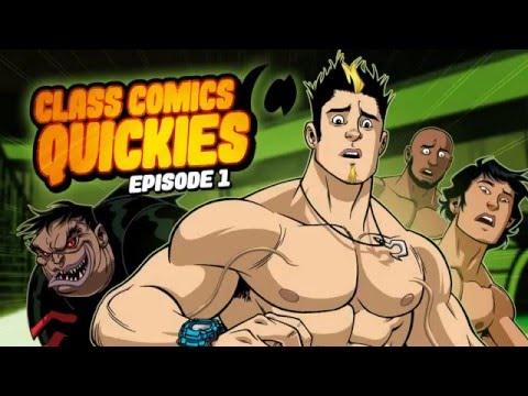 Class Comics Quickies Episode 1
