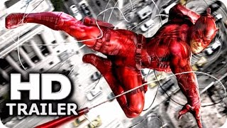 THE DEFENDERS _ Character Reveal Trailer (2017) Elektra, Daredevil, Iron Fist, Sci-Fi Action HD