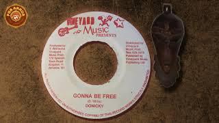 "Doniki - Gonna Be Free 7"" (2008)"