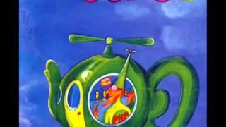 Gong - Flying teapot