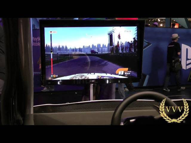 Gamescom: WRC 4 part 3