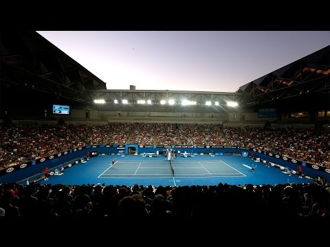 Australian Open Day 1 Margaret Court