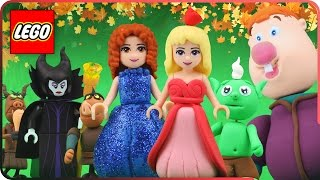 ♥ LEGO Disney Princess Aurora & Charmed Forest (Giant Friend, Big Surprise, Saving Pony Sparkle...)