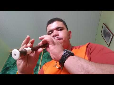 The (Out On The Ocean Jig) On Soprano Recorder