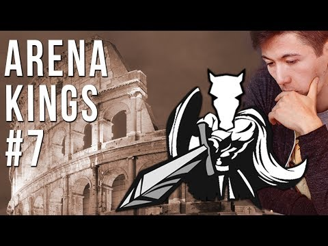 GM Eric Hansen | Arena Kings Tournament #7
