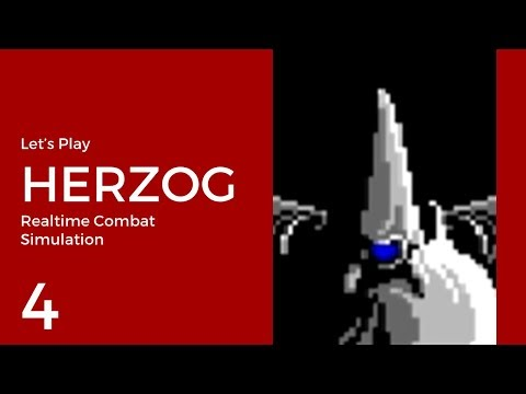 Let's Play Herzog #4 | Meld and Dolmo