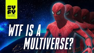 Multiverse Vs Parallel Universe - Wtf Is The Difference? | Syfy Wire