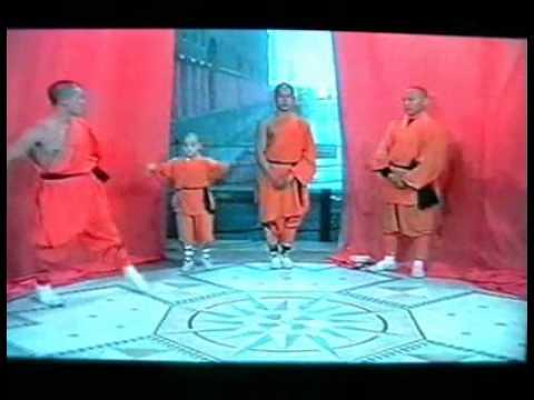 Shaolin Monk Master Shi Yan Feng (Richard and Judy) 1995