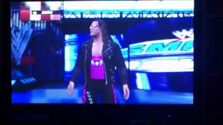 WWE 12 Caw Bret Hitman Hart Entrance Titantron and Music