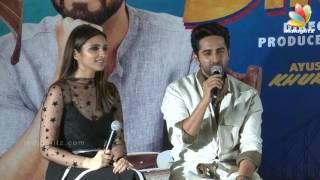Meri pyaari bindu movie 2017 official song launch | ayushmann khurrana, parineeti chopra | uncut