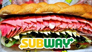 10 Subway Secret Menu Items They Try To Hide From You