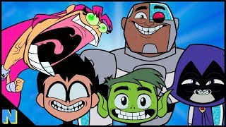 Top 7 Dirty Jokes in Teen Titans Go! Cartoons
