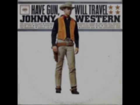 Ballad Of Paladin , Johnny Western , 1962 Vinyl
