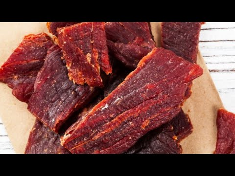 The Real Reason Beef Jerky Is So Expensive