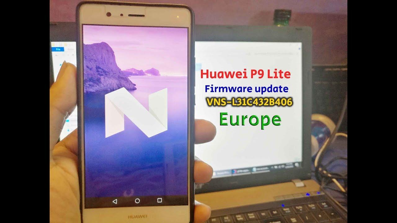 Huawei P9 Custom Rom