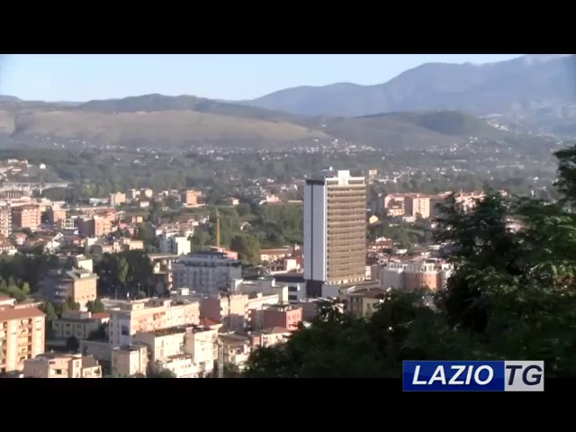 Laziotv   FROSINONE   BANCA D'ITALIA SEDE DEL COMUNE