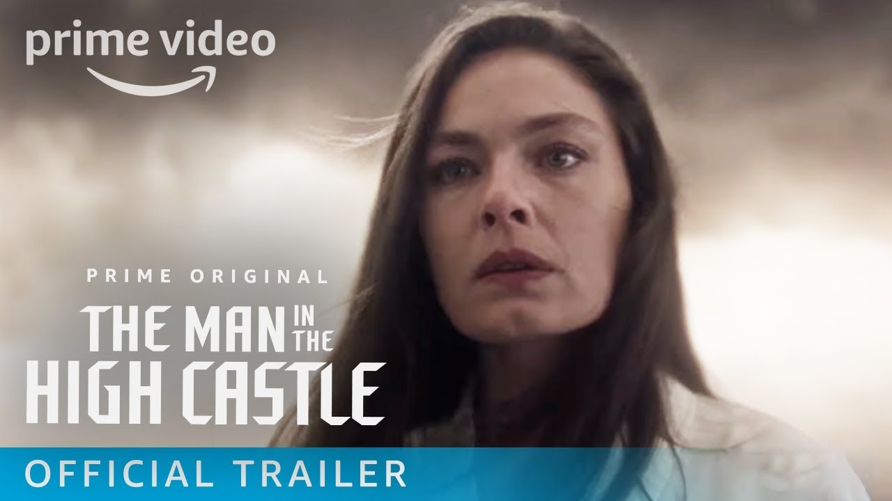 The Man In The High Castle Season 4 Official Trailer Prime Video Youtube