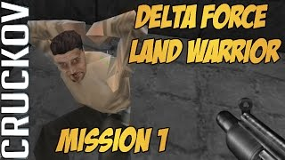 Delta Force: Land Warrior Commentary Gameplay - Mission 1