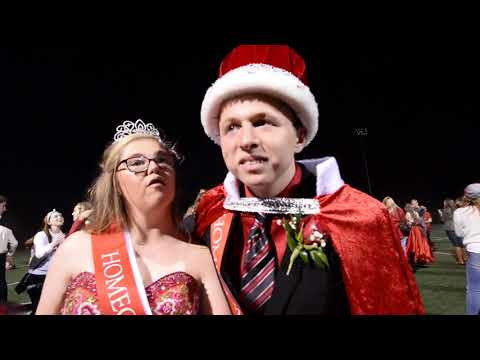 Special-needs couple named General McLane High School homecoming king and queen