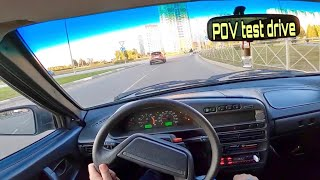 Тест-драйв авто