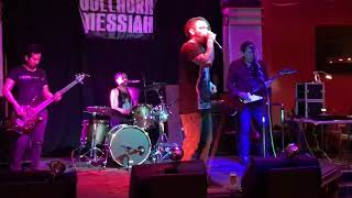 Bullhorn Messiah - Write on the Wall - at the Rock House