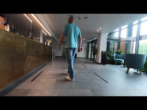Vilnius Grand Resort - Room and Gym Tour - LITHUANIA