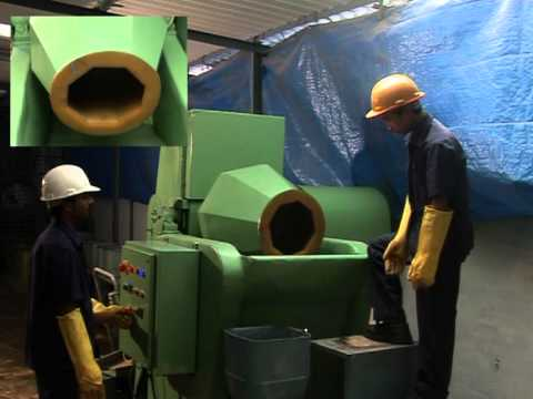 Mechanical zinc plating process - 4
