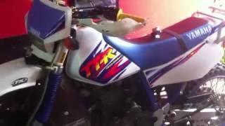 Yamaha TTR 250: технические характеристики, цена и видео