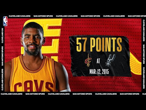 Kyrie Drops 57 PTS & Buzzer-Beater To Force OT In W | #NBATogetherLive Classic Game