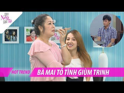 Bà Mai Hồng Vân thay Puka gọi điện giải bày tình cảm với chú Quang Ngọc Thuận và cái kết đắng
