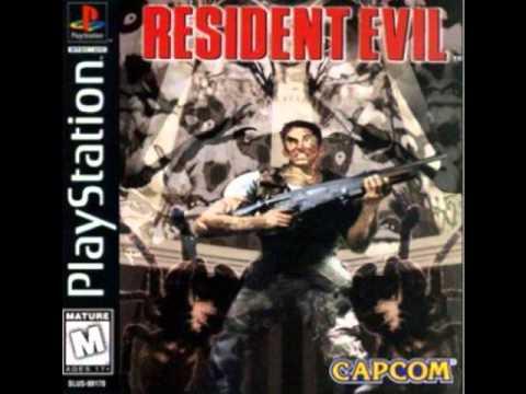 Resident Evil 1 OST - Mansion Basement