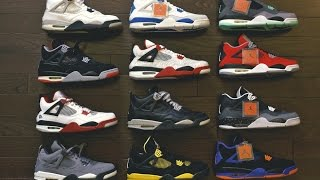 Top 10 retro air jordan 4