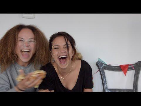 FOOD CHALLENGE MET MATTHIJS EN DASHA (BDAY SPECIAL) - MONICAGEUZE